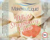 White Strawberry Choc Shake´n´Vape