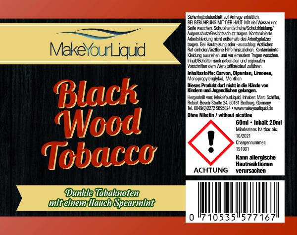 Black Wood Tobacco