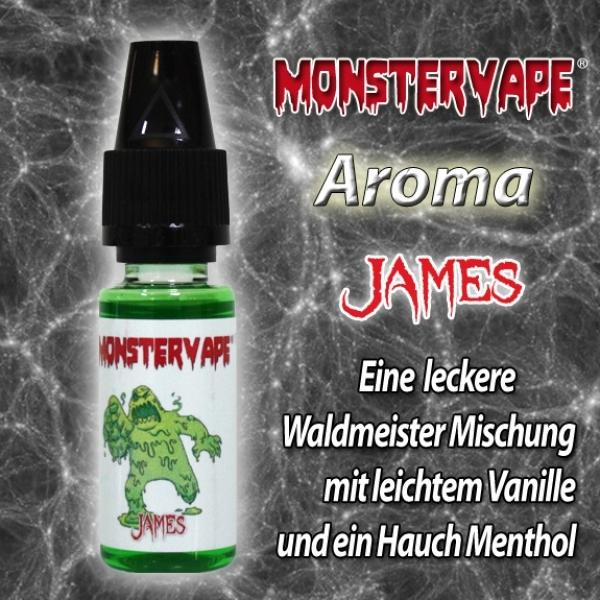 James - Monstervape