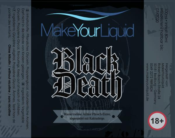 Black Death Shake´n´Vape